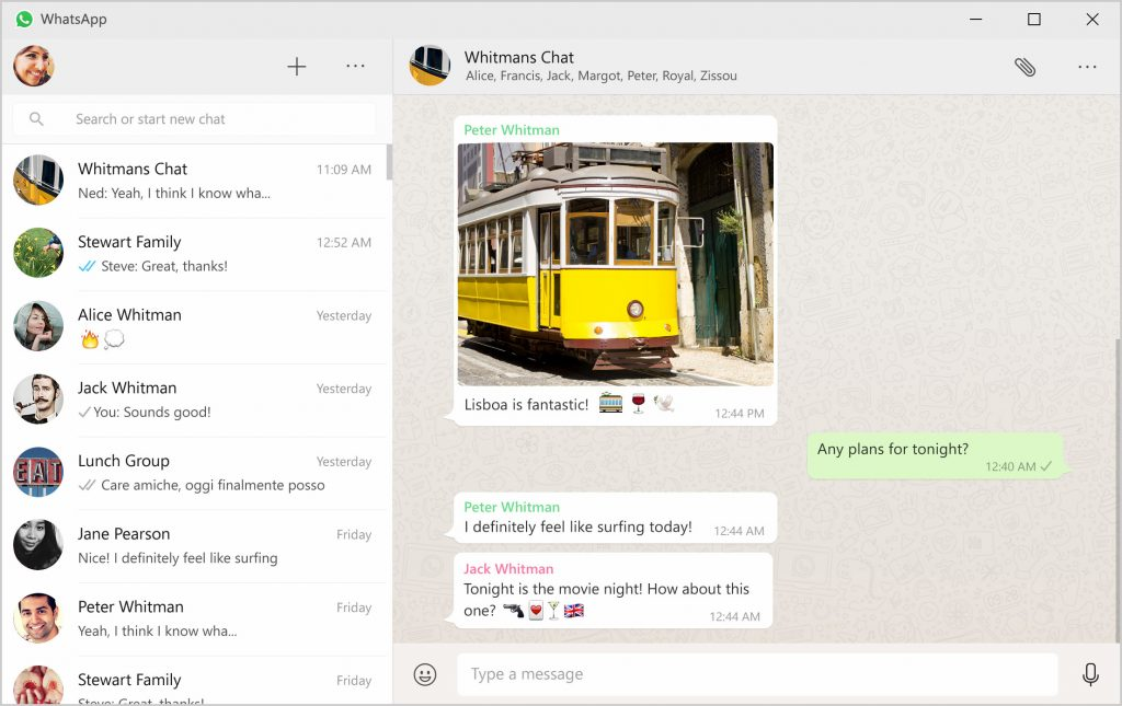 hipchat vs whatsapp