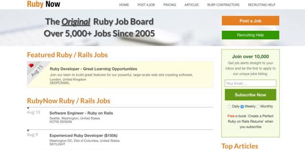 full-time developer