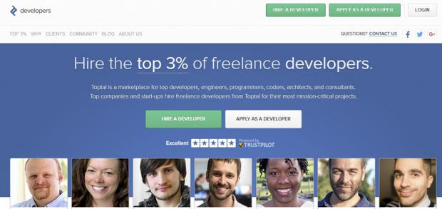 freelance developer