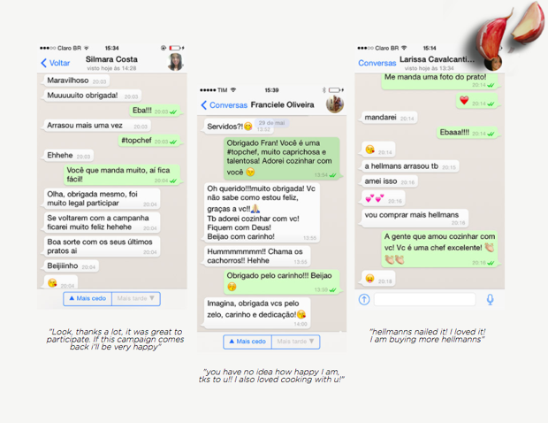 Chat tools for marketing