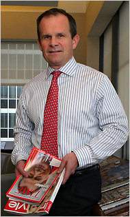 Jack Griffin, ex-CEO of TIME