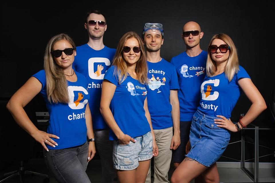 Chanty team
