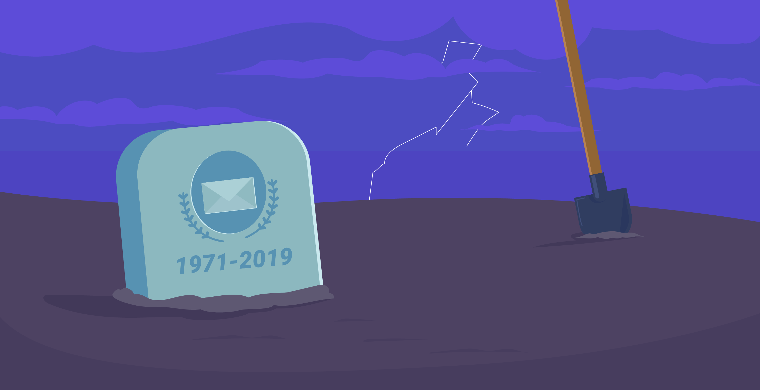 Death of Email