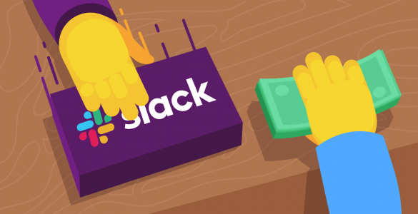 Slack pricing