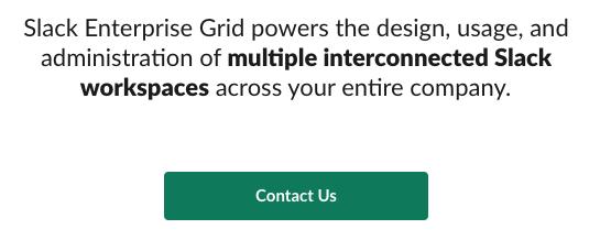Enterprise Grid plan