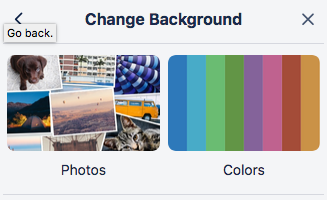 Changing Background of a Trello board