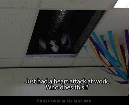 Scary jokes