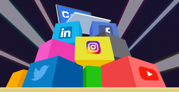 Growing SaaS business With Social Media
