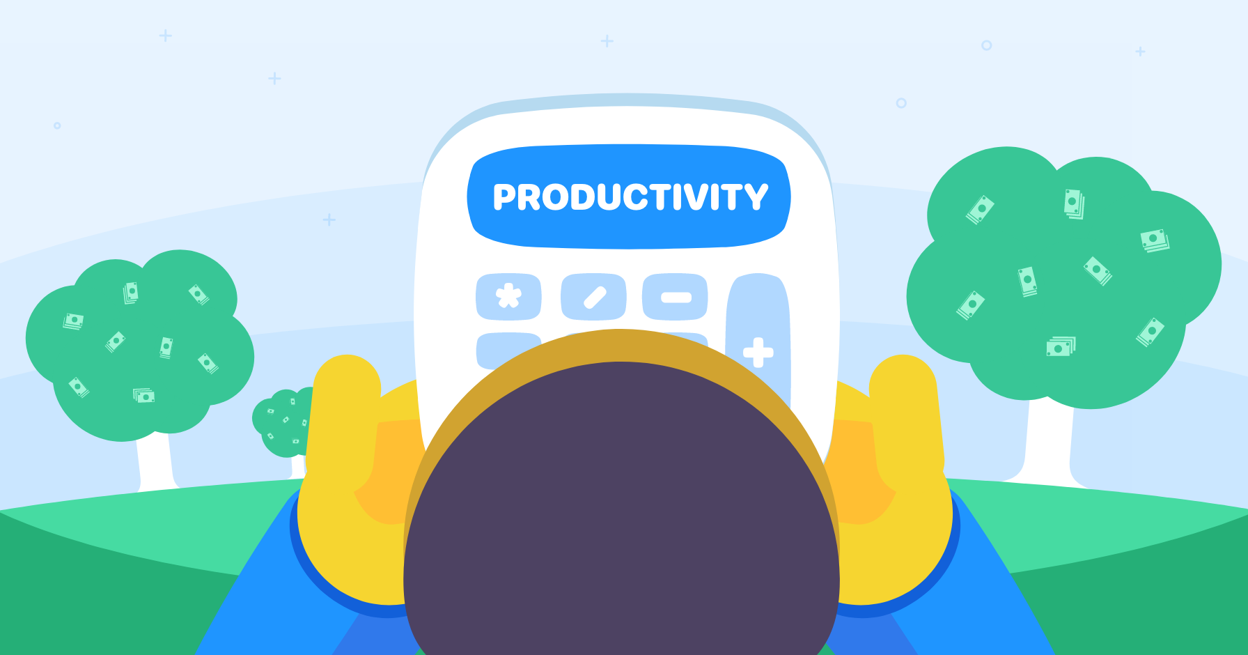 Productivity calculator